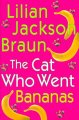 Go to record The cat who went bananas